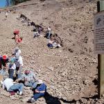 Stonerose Fossil Site Geology