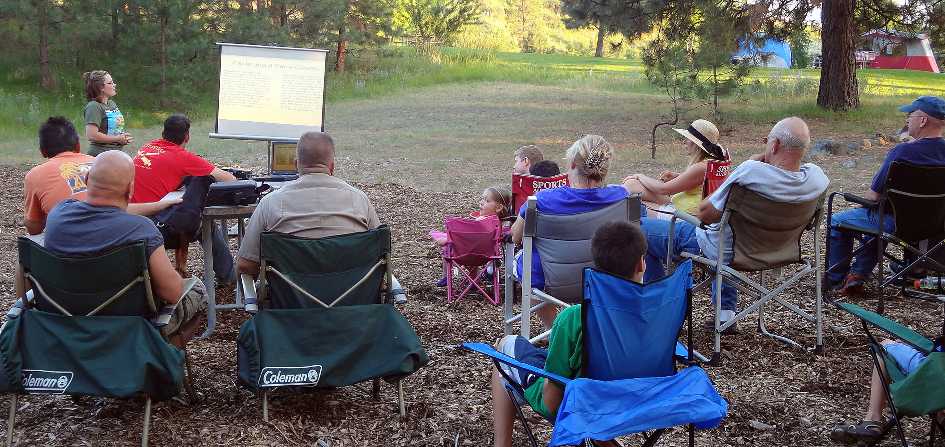 Curlew Lake State Park Presentation